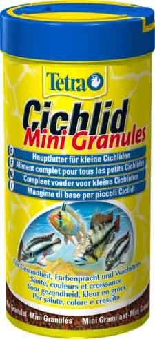 Корм для рыб TetraCichlid Mini 250мл