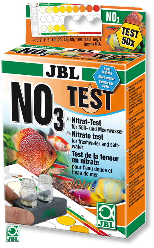 Тест для воды JBL Nitrat Test-Set