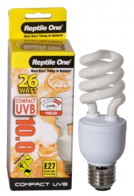 Лампа Reptile One Lamp Compact 10.0 26Вт